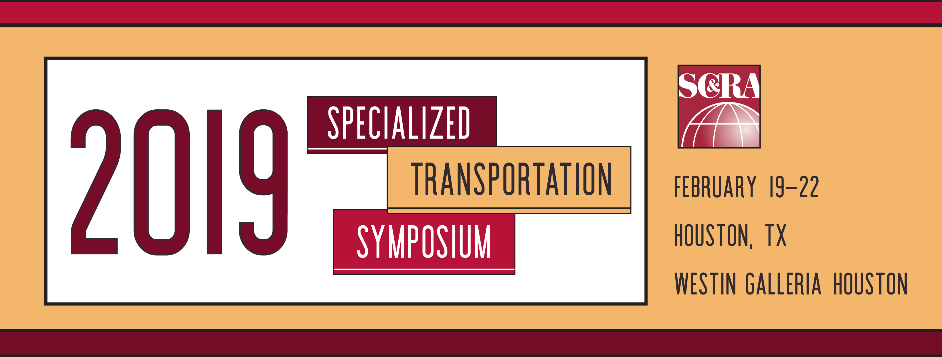 2019 Specialized Transportation Symposium