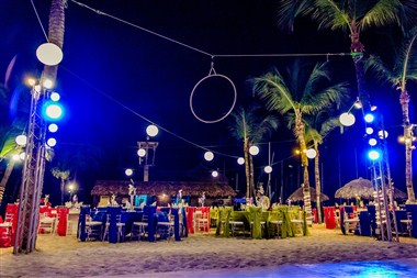 Banquets on the Beach