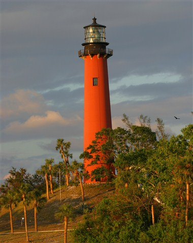 Historic Jupiter Inlet Lighthouse
