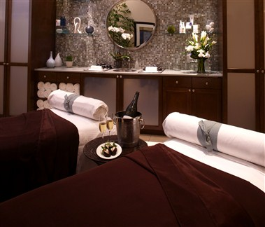Sandpearl Spa Treatment Room