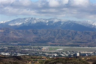 Aerial View of South Irvine