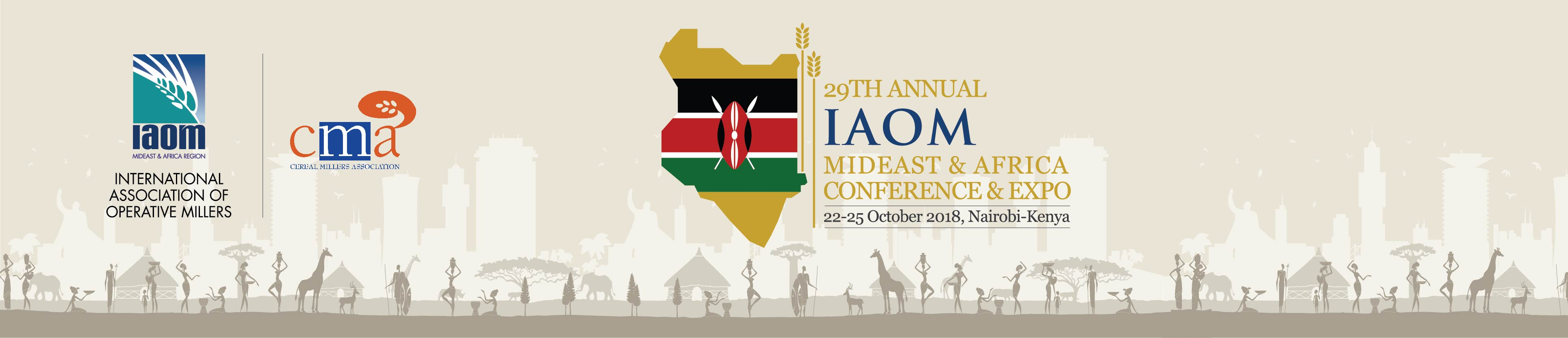 29th Annual IAOM Mideast & Africa Region Conference & Expo