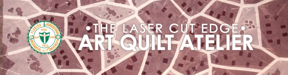 The Laser Cut Edge Art Quilt Atelier