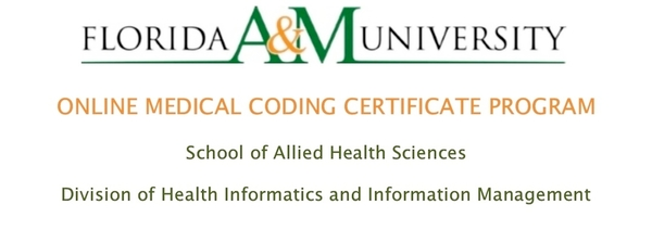 MEDICAL CODING CERTIFICATE PROGRAM