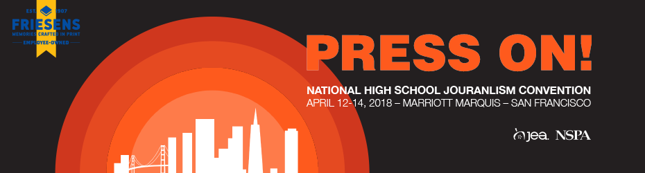 JEA/NSPA Spring National High School Journalism Convention – San Francisco
