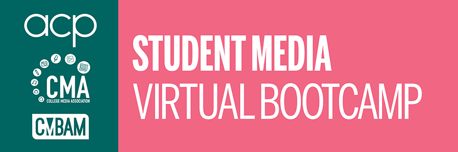 Student Media Virtual Bootcamp 2020