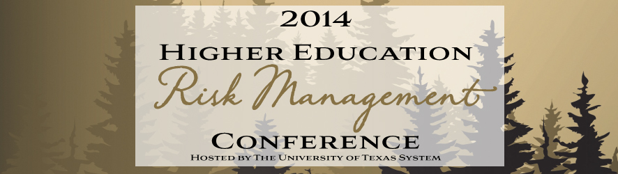 2014 Higher Education Risk Management Conference