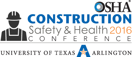 2016 OSHA Construction Safety and Health Conference
