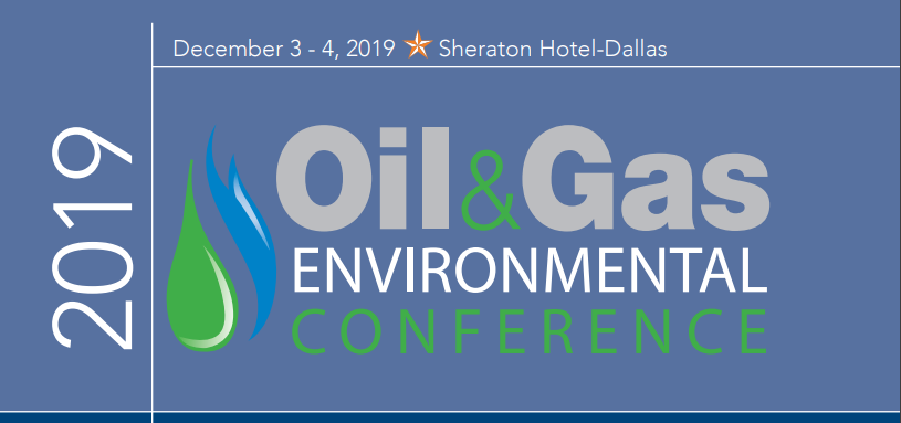 2019 Oil & Gas Environmental Conference
