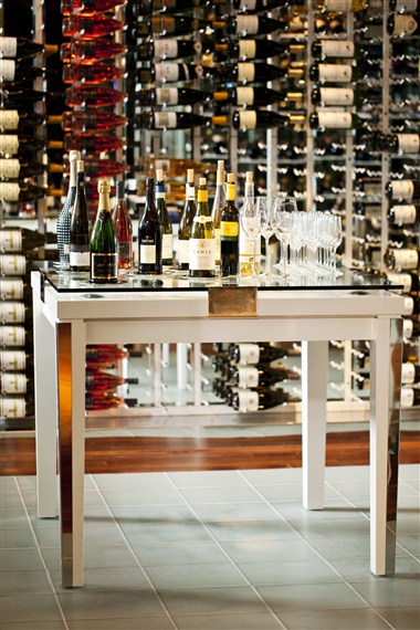 The Royce White Wine Room