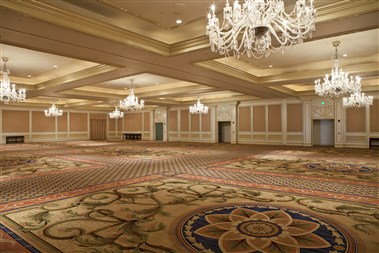 Huntington Ballroom - Functional Photo