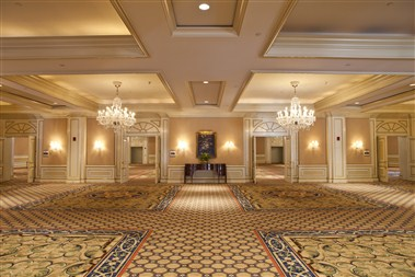 Huntington Ballroom Foyer- Functional Photo