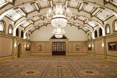 Georgian Ballroom - Functional Photo