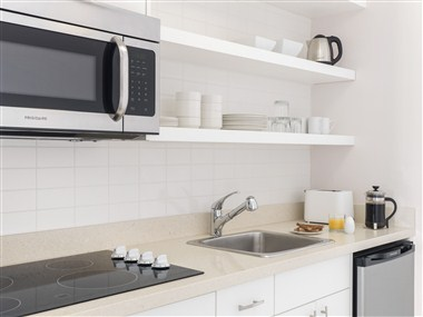 Kitchenette Kitchen