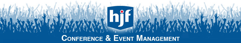 HJF Conference &amp; Event Management Request