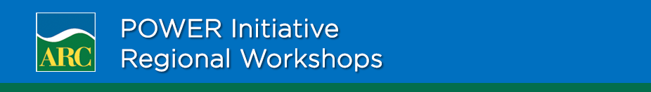 POWER Initiative Regional Workshops