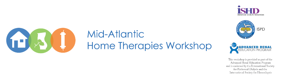 Mid-Atlantic Home Therapies Workshop