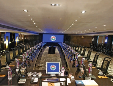 Aces, The Presidential Board Room