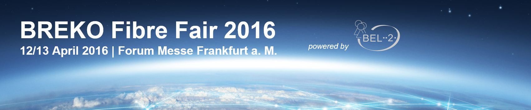 BREKO Glasfasermesse 2016 powered by BEL2