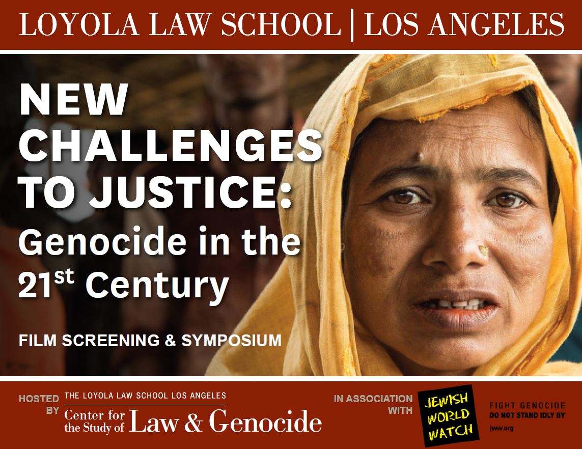 New Challenges to Justice: Genocide in the 21st Century