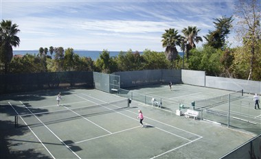 Seaside Clay Tennis Courts