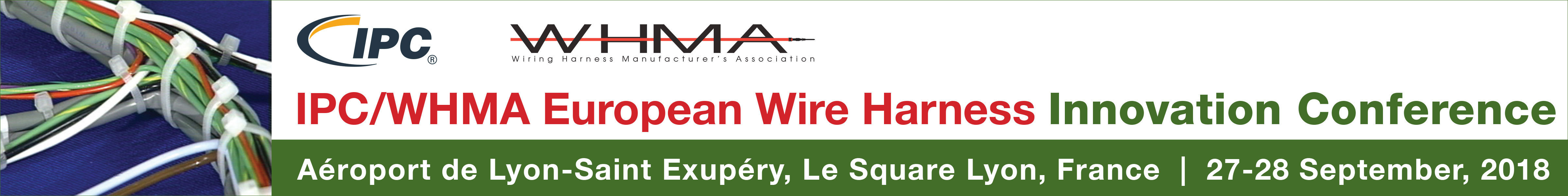 IPC/WHMA Wire Harness Innovation Conference