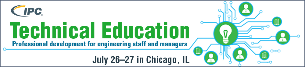 IPC Technical Education 2017 - Chicago Area