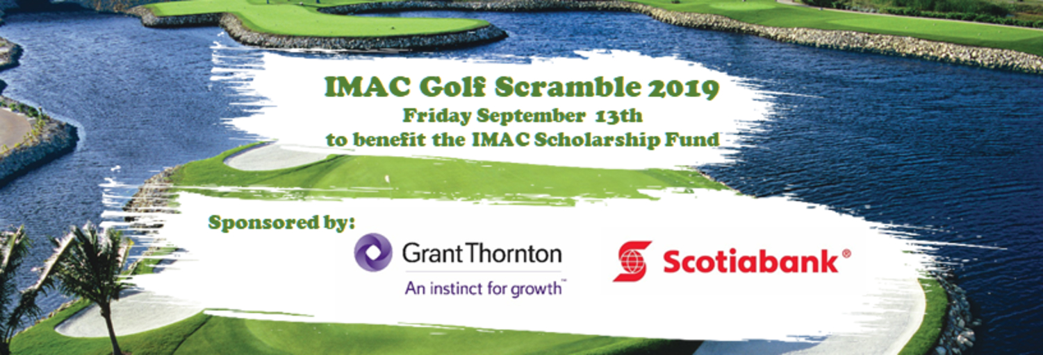 IMAC Golf Scramble 2019