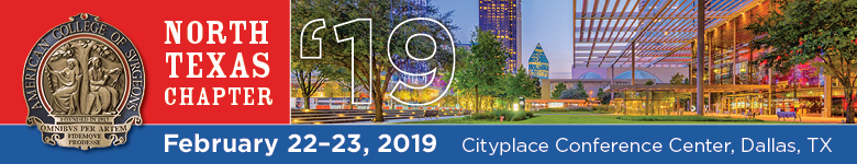 North Texas Chapter ACS 2019 Annual Meeting
