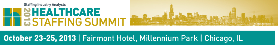 2013 Healthcare Staffing Summit