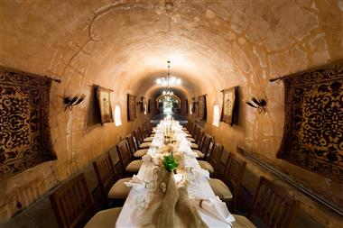 Wine Cave Dining