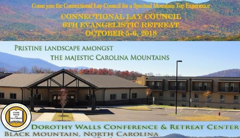 2018 Connectional Lay Council Evangelistic Retreat