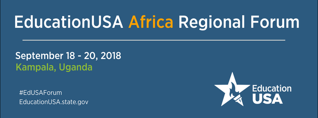 EducationUSA Africa Regional Forum 2018