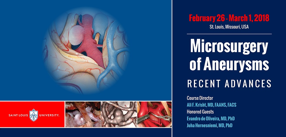 Microsurgery of Aneurysms: Recent Advances
