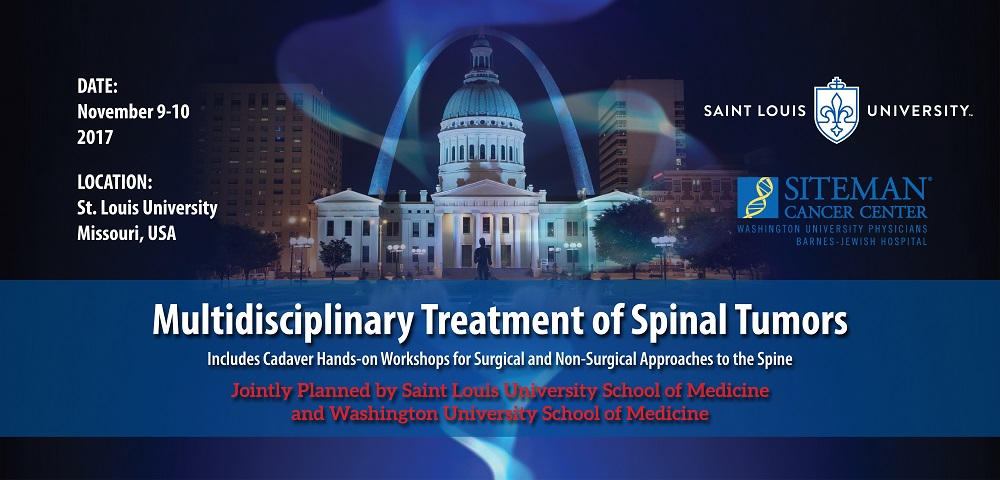 Multidisciplinary Treatment of Spinal Tumors