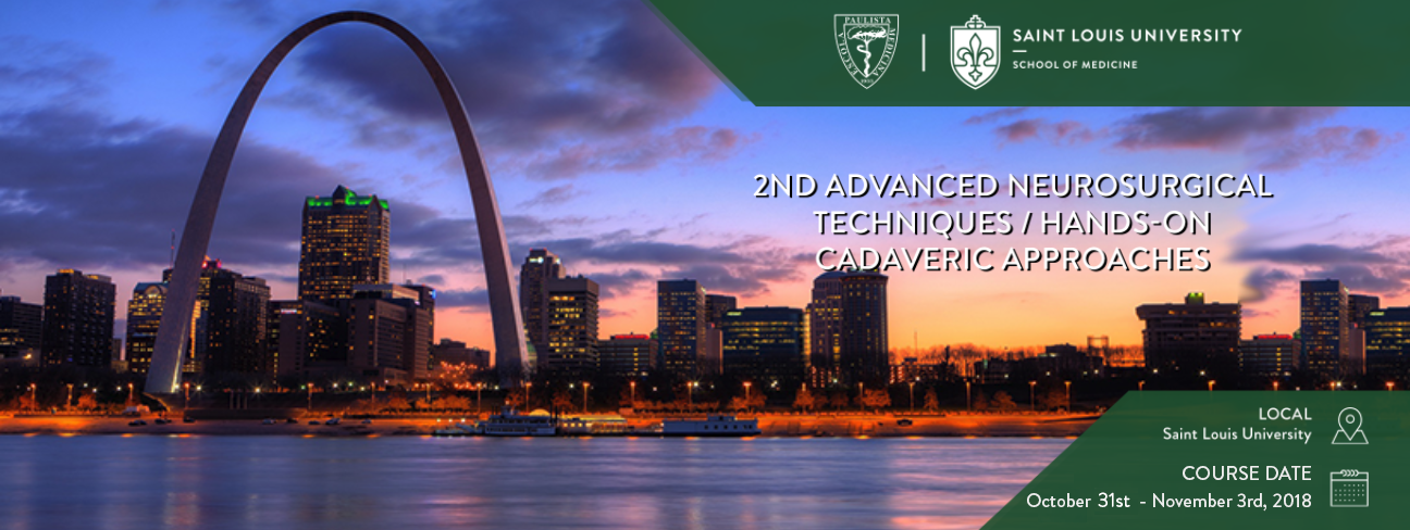2nd Advanced Neurosurgical Techniques/Hands-on Cadaveric Approaches