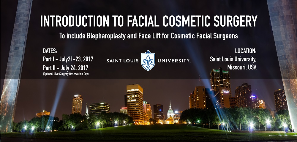 Introduction to Facial Cosmetic Surgery