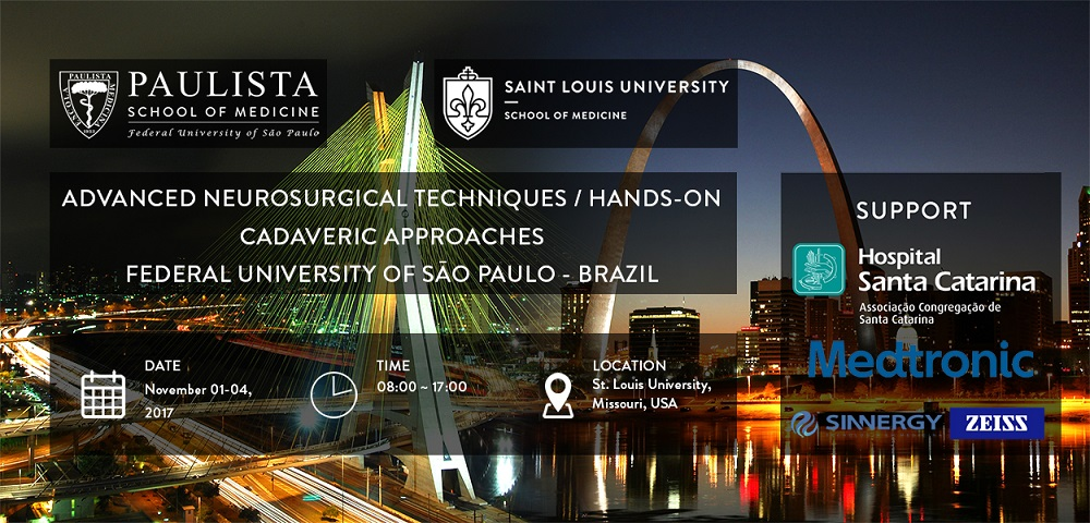 International Course of Neurosurgery Anatomy Applied to Brain Approaches