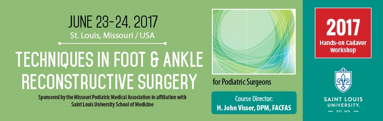 Techniques in Foot & Ankle Reconstructive Surgery
