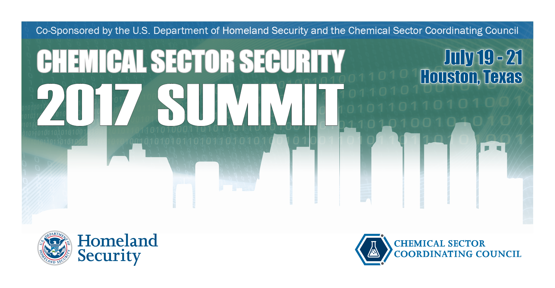 2017 Chemical Sector Security Summit
