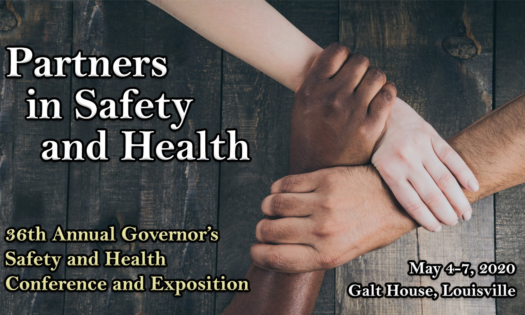 36th Annual Governor's Safety and Health Conference and Exposition