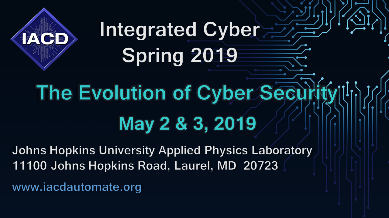Integrated Cyber Spring 2019