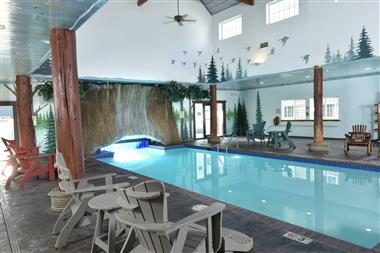 Indoor/Outdoor Swiming Pool