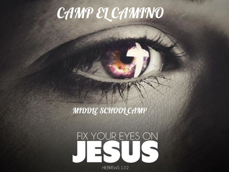 Camp El Camino at Santiago Retreat Center 2017