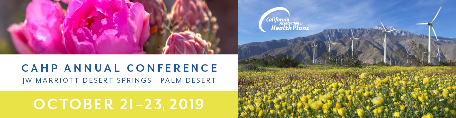 CAHP's 34th  Annual Conference