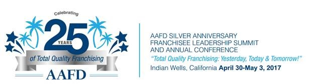 AAFD Franchisee Leadership Summit and Annual Conference