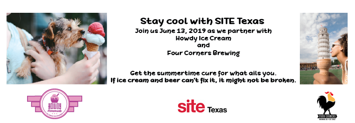 SITE Texas - Stay Cool!