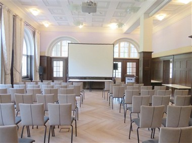 Great Hall for presentation