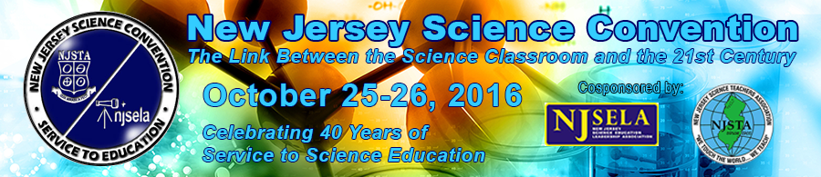 2016 New Jersey Science Convention