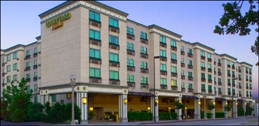 Old Pasadena Courtyard by Marriott